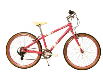 "24"" Raleigh Pop Cherry Girl Bike 2020"