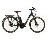Raleigh Motus Grand Tour Lowstep Frame Grey Bosch Electric Bike derailleur gears and disc brakes 2020