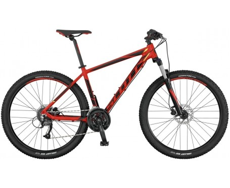 Scott Aspect 750 2017 27.5 Hardtail Mountain Bike