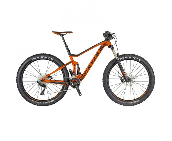 Scott Spark 730 Plus 2018 27.5 Full Suspension Mountain Bike