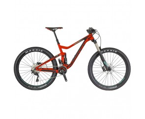 Scott Genius 750 2018 27.5 Full Suspension Mountain Bike