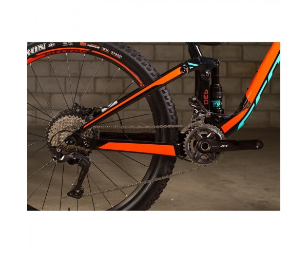 Scott Genius 930 2018 29 Full Suspension Mountain Bike