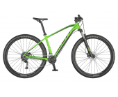 SCOTT ASPECT 950 2021 Hardtail Mountain Bike Green