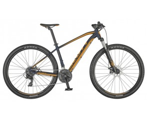 Scott Aspect 770 2021 27.5 Hardtail Mountain Bike Stellar Blue