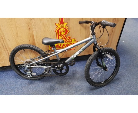 "SOLD Second hand Apollo Spector Rigid 20"" wheel mountain Bike. Bicycle Excellent condition. SOLD"