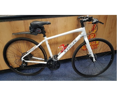 SOLD Second hand Trek 7.4FX Disc Mint condition 2016 SOLD