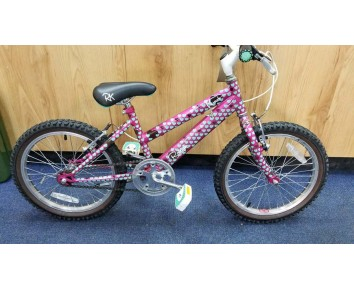 "SOLD SOLD SOLD 18"" Raleigh Krush Girls Bike Suitable for 5 - 8 years old"