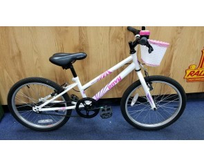 "SOLD SOLD SOLD Second hand 20"" Apollo Envy Girls bike 10"" frame for age 5-8 years old Kids Mountain Bike"