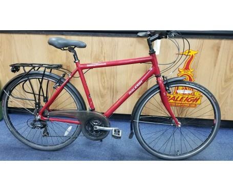 SOLD SOLD SOLD Raleigh Pioneer gents hybrid bike Second Hand