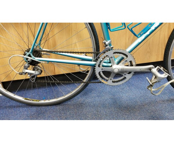Second hand Raleigh Dyno-tech road bike