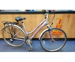 Second hand Claud Butler Ladies Hybrid bike