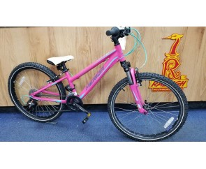 "SOLD SOLD SOLD Second hand 24"" Merida Matts 12"" frame for age 7-9 years old Kids Mountain Bike"