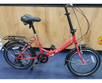 Tiger Foldaway folding bicycle second hand
