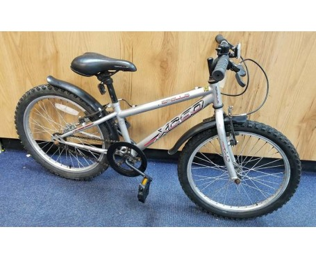 "Second hand Apollo XC 20 with 10"" frame for age 5-8 years old Kids Mountain Bike"