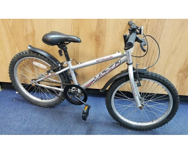 """Second hand Apollo XC 20 with 10"""" frame for age 5-8 years old Kids Mountain Bike"""