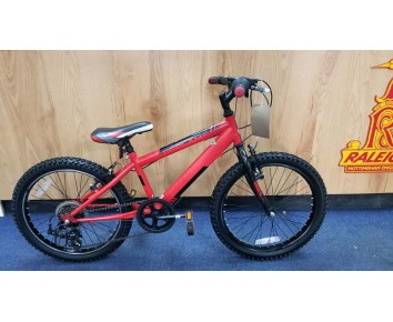 "SOLD SOLD SOLD Second hand Raleigh Bedlam 20"" with 11"" frame for age 6-9 years old Kids Mountain Bike"