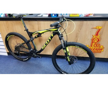 Ex Demo Scott Spark 760 Large 27.5 Full Suspension Mountain Bike (Sold with manufacturer warranty)