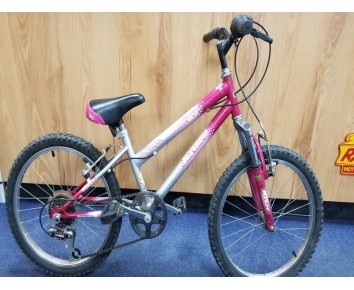 "Second hand 20"" wheel Girls Bike Suitable for 6 - 9 years old"