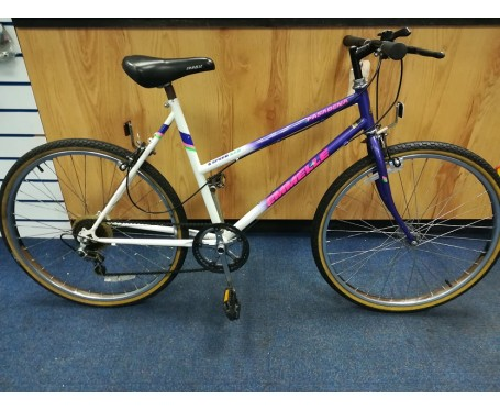 "Second hand Hybrid Pasadena Emmelle bike womens 26"""