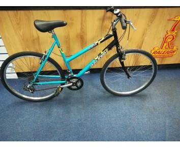 "Second hand Hybrid Bike Raleigh Volatile 26"""