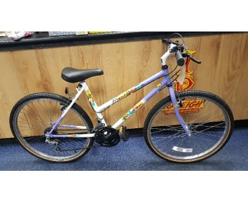 Second hand Mountain bike Falcon Mont Blanco