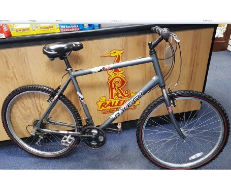 "SOLD Second hand Raleigh Firefly Mountain bike 21"" Frame SOLD"