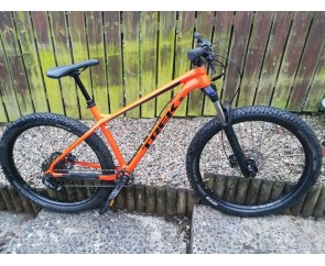 SOLD Trek Roscoe 8 2018 Mountain Bike Large Second Hand SOLD