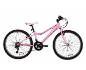"""24"""" Wheel Tiger Angel Girls Bike for ages 7 to 11 Pink"""
