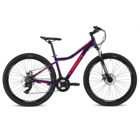 Tiger Ace 27.5 V2 Ladies mountain bike purple for ages 11 plus