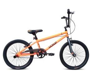 "UC X-UP 20"" BMX Orange and Grey"