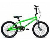 "UC X-UP 20"" Boys BMX Green and Grey"