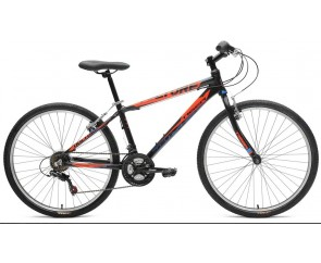 "Tiger Vulture mountain bike for ages 13 plus 21 speed shimano gear system 15"" Frame 26"" wheel boys"