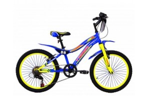 "18"" Moto 88 Boys Bike 5 to 8 year old"