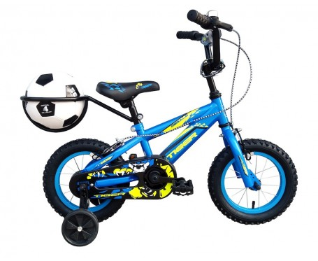 "12"" Gerald Boys Bike blue"