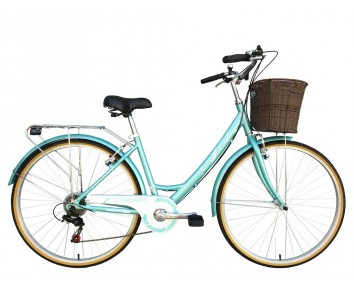Tiger Traditional style Alloy Ladies Hybrid Bike
