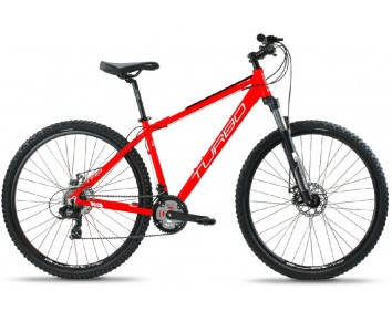 "Turbo 9.1  29"" Mountain Bike 19"" frame Red"