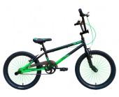 UCX2 Black & Green BMX