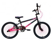 UCX2 Black & Pink Girls BMX