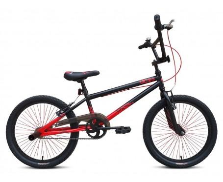 UCX2 Black & Red BMX