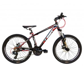 "24"" Tiger Ace Mountain Bike 13"" Frame suitable for 8-12 years old"