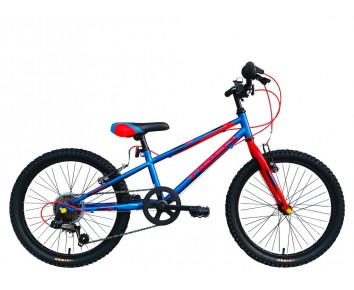 "20"" Tiger Warrior 10"" frame Boys Bike for 5 to 8 years old"