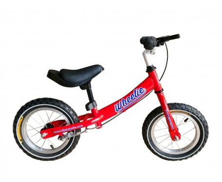 Balance Tiger Wheelie Bike Red
