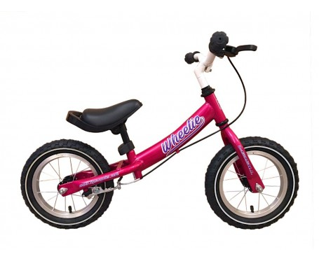 Balance Tiger Wheelie Bike Pink