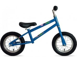 Balance Tiger Zoom Bike Blue