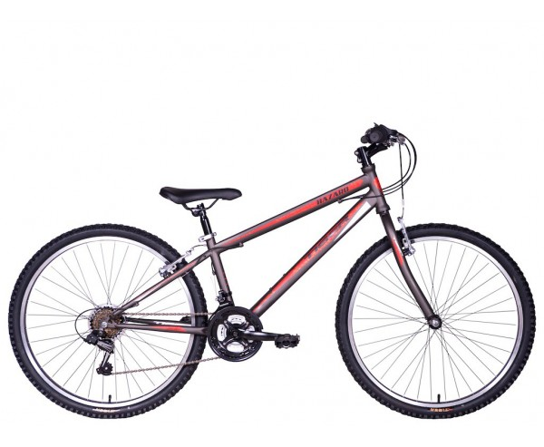 Tiger Hazard junior mountain bike 18 speed system for ages 9+