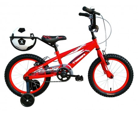 """16"""" Striker Boys Bike Suitable for 4 1/2 to 6 years old"""
