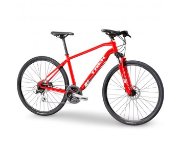 Trek DS 2 2018 Front Suspension hybrid
