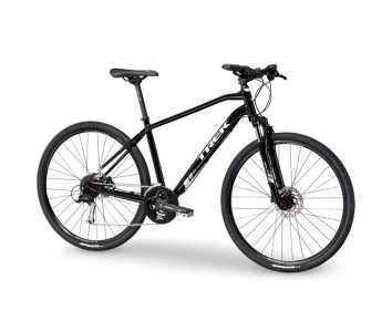 Trek DS 3 2018 Front Suspension hybrid