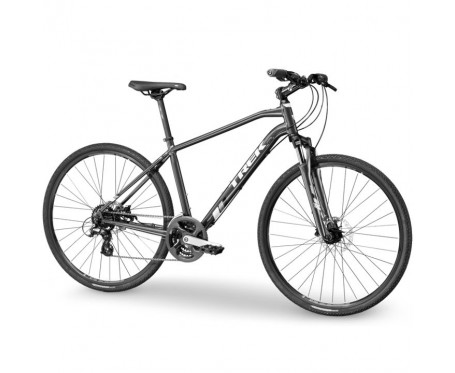 Trek DS 1 2018 Front Suspension hybrid