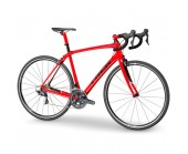 Trek Domane SL 6 Road Bike 2018 Black or Viper Red